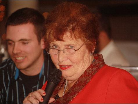 Präsidentin <b>Karin Schröer</b> freut sich auf den Hofball im Kongresshaus am <b>...</b> - 1264950670-prinzenpaar-berchtesgadener-faschingsgilde-1aJKhxc09