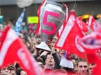 Traunstein: Bayern-Fans in Bussen nach London