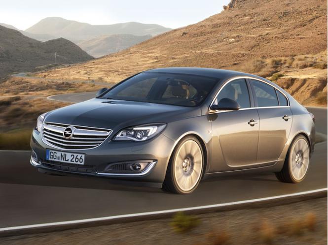 Что поменяется в новой Opel Insignia: Авто новости от AUTO-Consulting - Opel