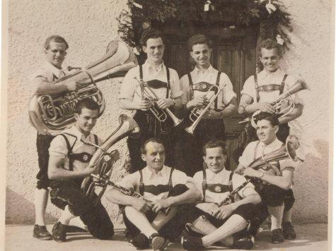 65 Jahre Trachtenkapelle Feldkirchen