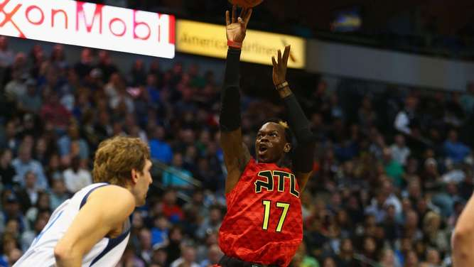 Dirk Nowitzki, NBA, Dallas Mavericks, Dennis Schröder, Atlanta Hawks