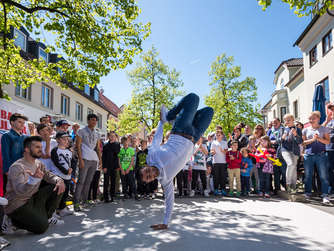 Breakdance, Freilassing, Onur Bakis, Tanz