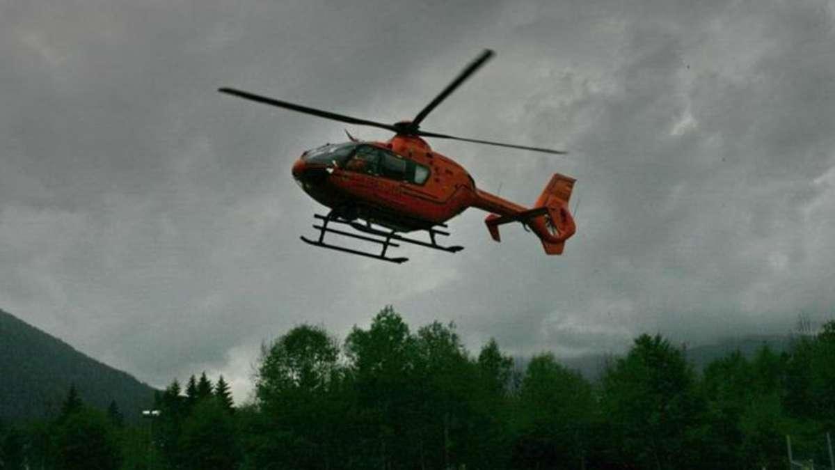 Klettersteig Hessen : Bergwacht berchtesgaden rettet urlauber aus hessen von neuem