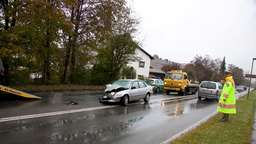 Unfall in Inzell