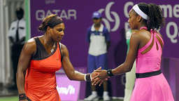Serena Williams besiegt Schwester Venus