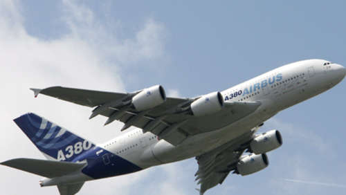 Problem mit Bordcomputer: A380 machte kehrt