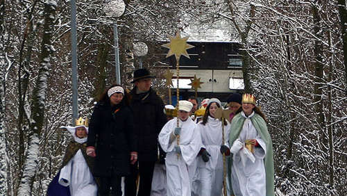 Sternsinger in Freilassing