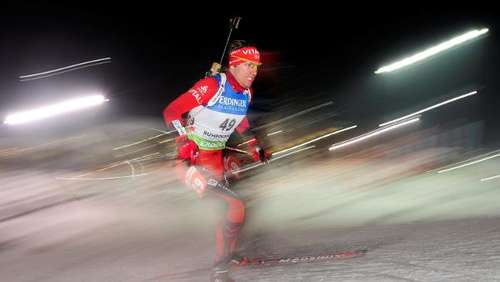 Biathlon in Ruhpolding: Tag 2