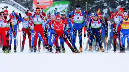 Biathlon in Ruhpolding: Tag 4