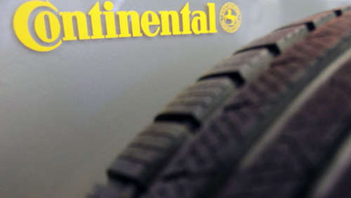 Tiefrote Zahlen bei Continental