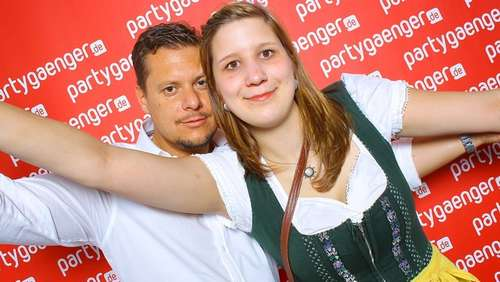 Wiesn' Season - Partygaenger Fotowall am 22.09.2010