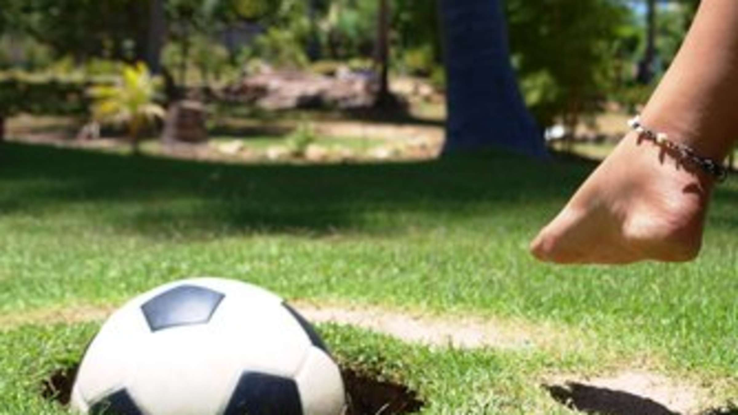 Hans Klegraefe Plant Eine Fussballgolf Anlage In