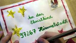 70.000 Briefe ans Christkind