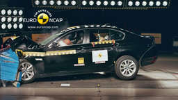 NCAP Crashtest: Die sichersten Autos 2010
