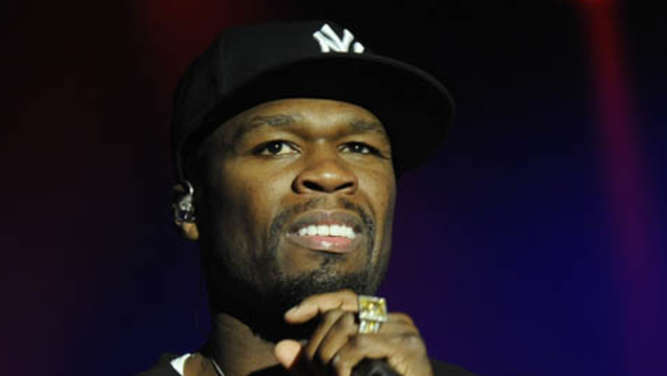 Rapper 50 Cent spendet Gaddafi-Gage