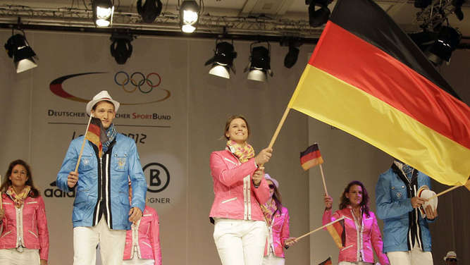 adidas schuhe olimpia mannschaften