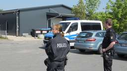 Hells Angels: Leiche in Hallen-Fundament einbetoniert?