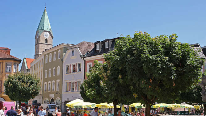 10. Weinfest in Bad Reichenhall