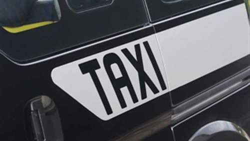 Nissan Taxi für London