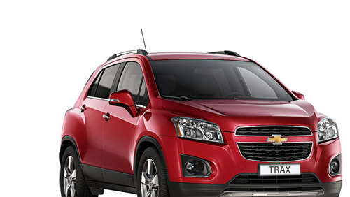Chevrolet Trax: SUV Premiere in Paris