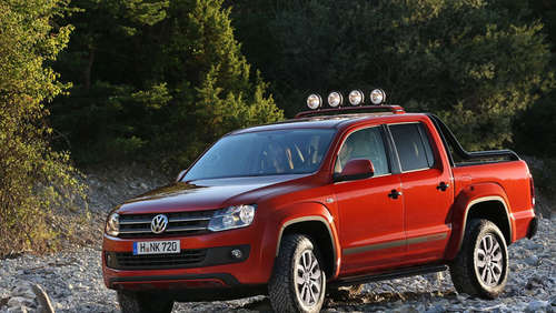 VW Amarok Canyon: Pickup mit Lifestylefaktor