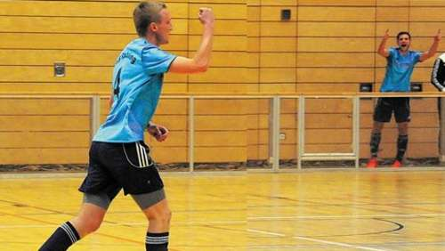 Raubling will ins Halbfinale