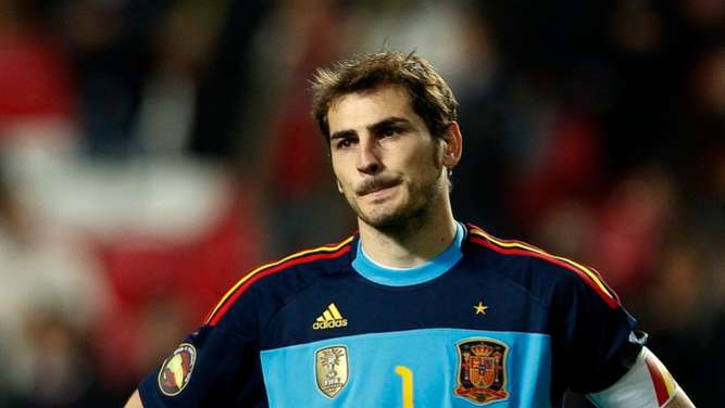 Real-Keeper Casillas wieder fit