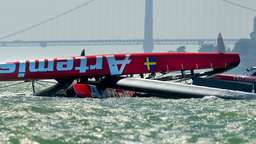 America's Cup: Olympiasieger Simpson stirbt