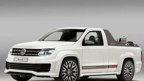 VW Amarok: Der Power-Pickup