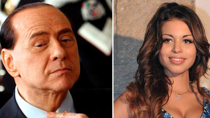 Berrlusconi Ruby