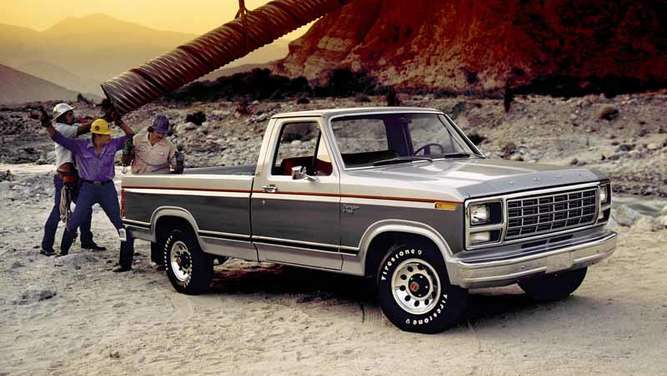 Ford F-150: