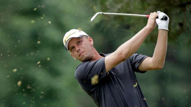 Golf-Star Marcel Siem