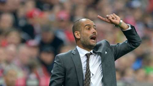 Guardiola deutet Systemumstellung an