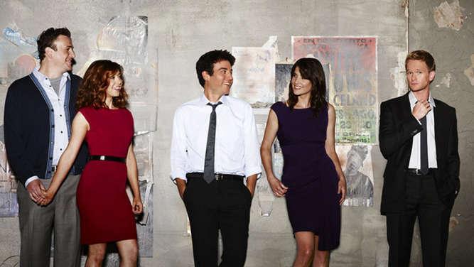 How I met your mother ProSieben