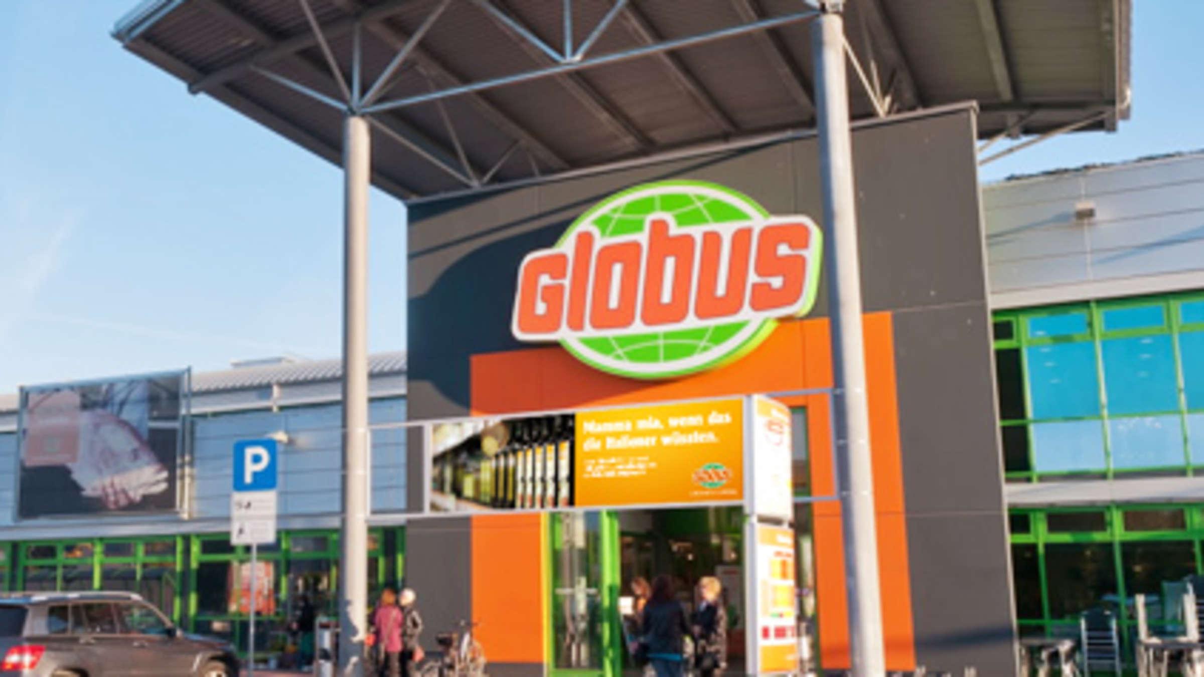 globus freilassing