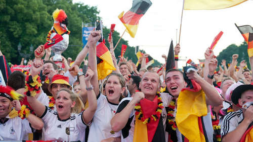 WM: Junge Union fordert Public Viewing