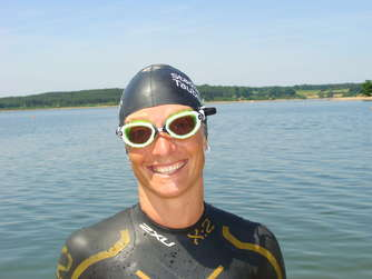 3. Chiemsee Triathlon in Chieming.