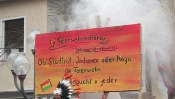 Bad Reichenhall Faschingsumzug Mit Aktuellen Und Regionalen Themen