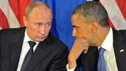 Ukraine-Krise: Putin ruft  Obama an