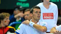 Deutsches Tennis-Team vor Sensation