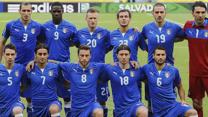 Italien Nationalmannschaft