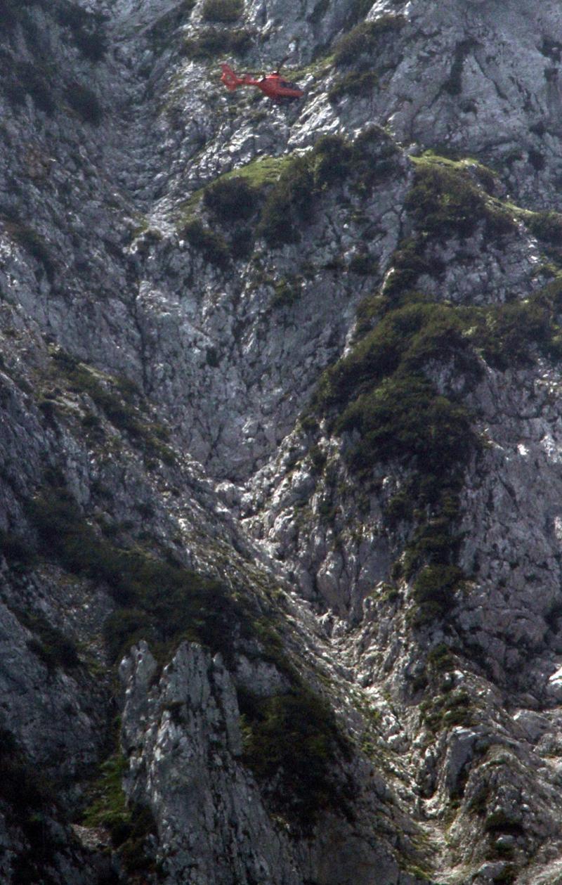 Pidinger Klettersteig Unfall