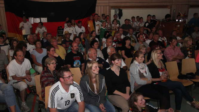 Public Viewing SpVgg Jettenbach