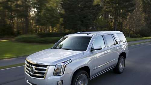 Cadillac Escalade: Big ist doch beautiful