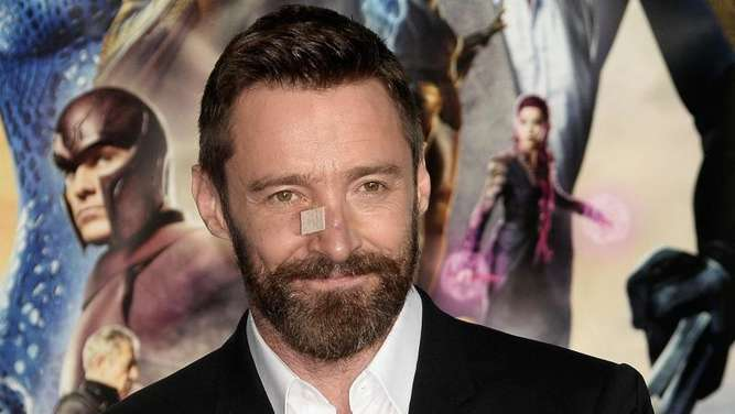 Hugh Jackman in Krebs-Kampagne