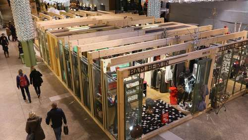 Pop-up-Stores: Kurzzeit-Shoppen im Container