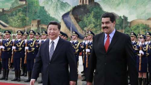 China und Venezuela: Milliarden-Kooperation