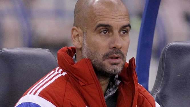 Bayern-Trainer Pep Guardiola war mit dem Trainingslager zufrieden. Foto: Ahmed Yosri