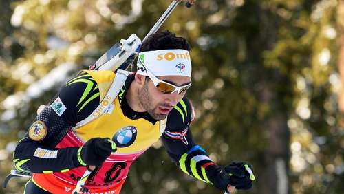 Simon Schempp baut Serie in Antholz aus