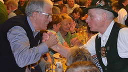 Starkbierfest in Waging: Gaudi in voller Hütte!